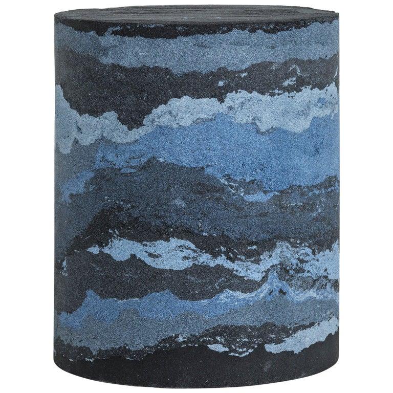 Strata Drum, Sand by Fernando Mastrangelo, 1stdibs New York For Sale