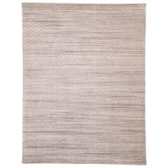 New Transitional Area Rug with Modern Scandinavian Shabby Chic Style