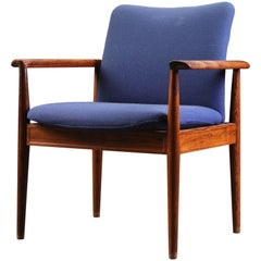 Finn Juhl Armchair 209 Diplomat, Early 1960s
