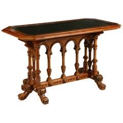 Rare Neo-Renaissance Table