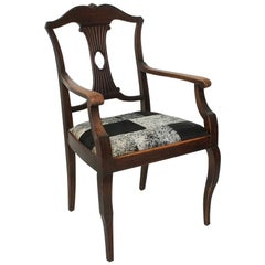 Antique 1920s Armchair