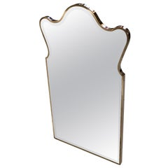 Brass Pier Mirrors and Console Mirrors