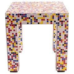 """""""Antalya"""" Table by Aldo Cibic, Italy, 1994"""