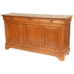 Louis Philippe Pine Enfilade