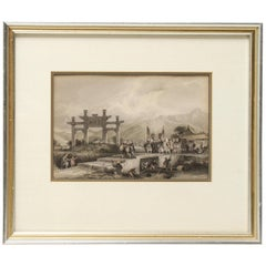 "Engraving after Thomas Allom from ""China in a Series of Views"""