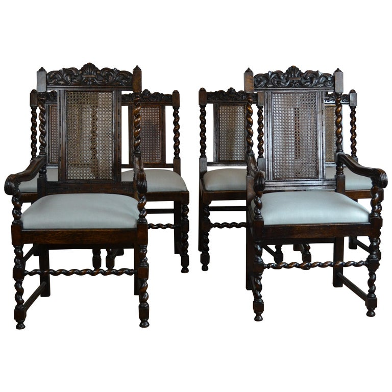 Amazing Jacobean Style Dining Chairs Bralicious Painted Fabric Chair Ideas Braliciousco