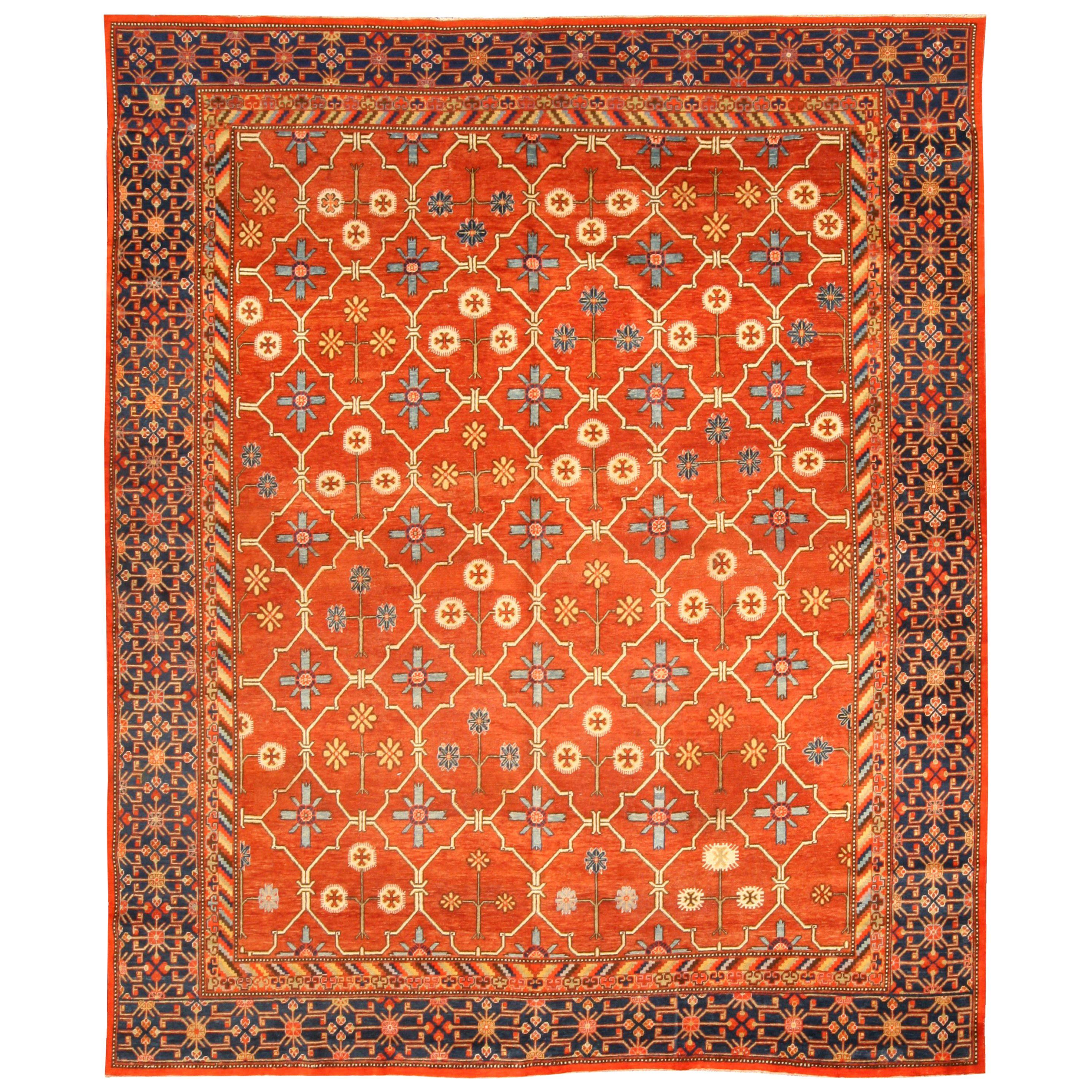 Samarkand 'Khotan' Rug