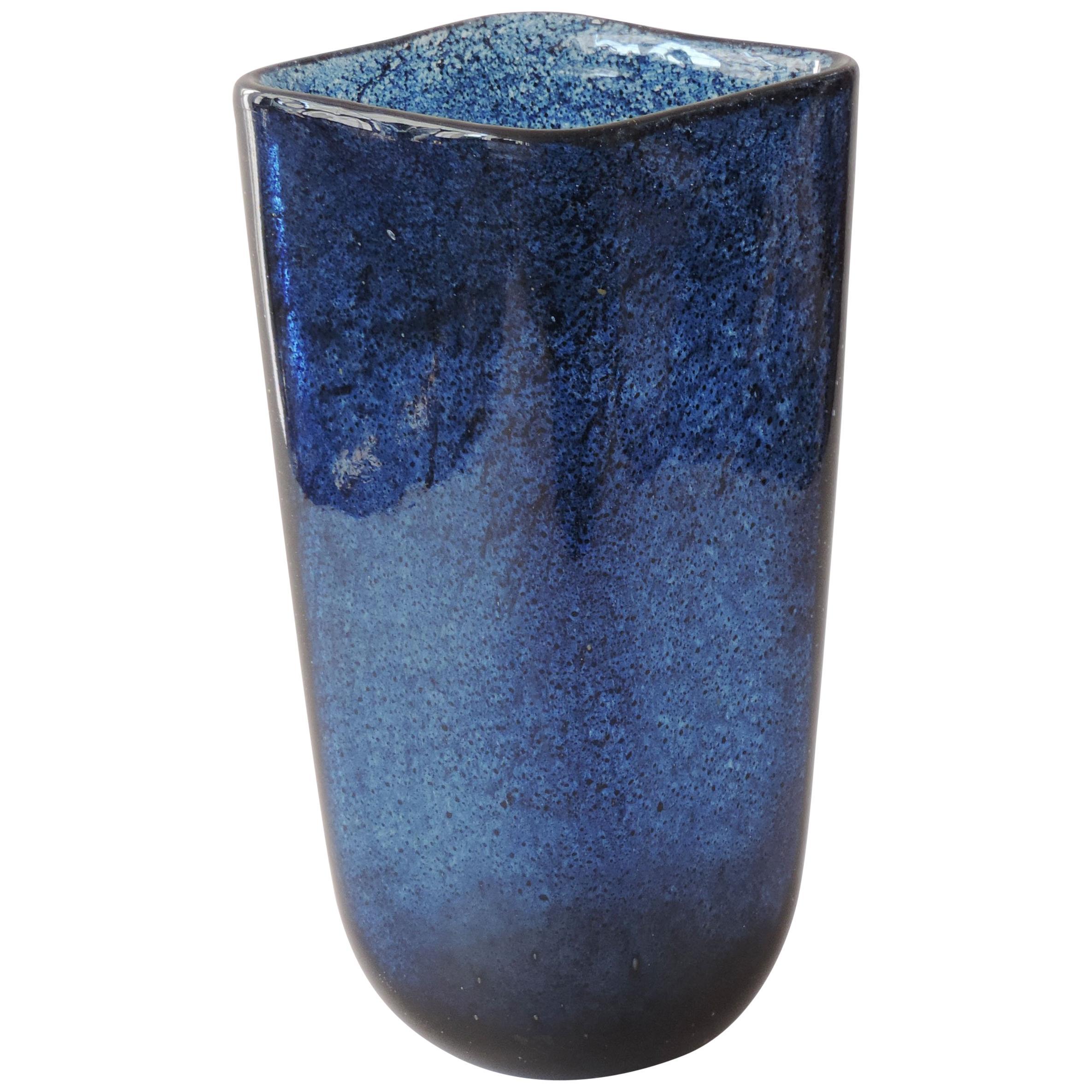 Ercole Barovier 'Marina Gemmata' Vase for Ferro Toso Barovier, Italy, 1930s