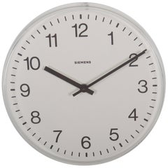 Siemens Factory, Workshop or Train Station Clock