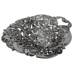 Gilded Age Sterling Silver Bonbon Scoop by Gorham