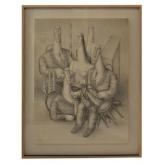 Artist Proof Signed in Pencil by Roy Carruthers