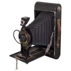 Antique Kodak No. 3A Folding Camera, circa 1910