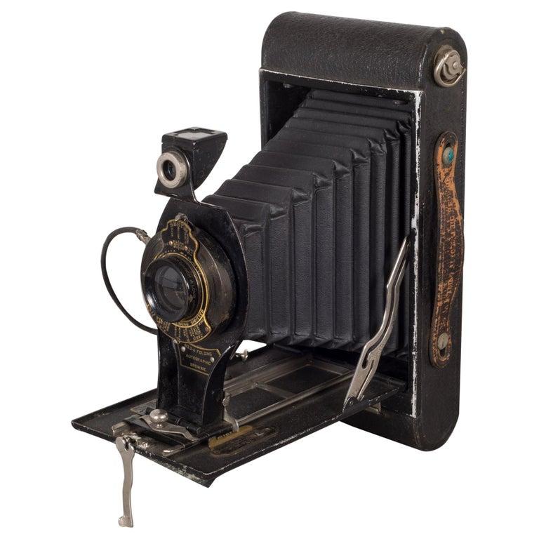 Antique Kodak No. 3A Folding Camera, circa 1910