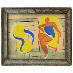 Artwork Painting 'after' Matisse, circa Early 20th Century