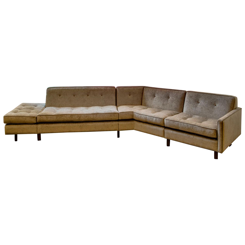Classic Harvey Probber Nuclear Sert Sectional Sofa