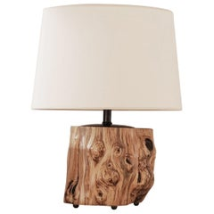 Elm Table Lamp