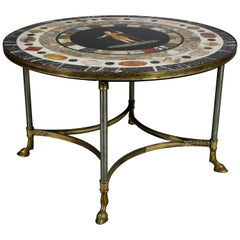 Italian Specimen Marble-Top Table