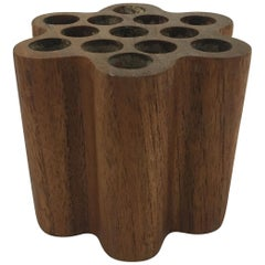 Bonniers Sweden Teak Pen or Pencil Holder