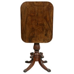 American Mahogany Candlestand