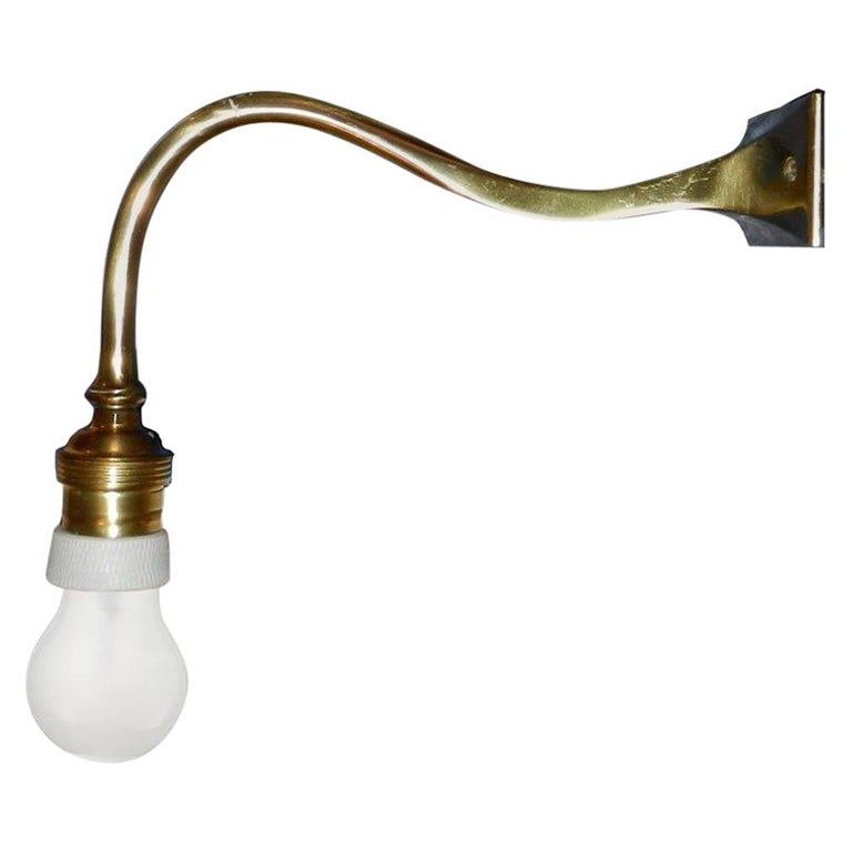 """Adolf Loos """"Haus Scheu"""" Wall Sconce Vienna Re-Edition For Sale"""