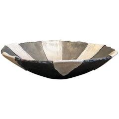 Large Raku Bowl