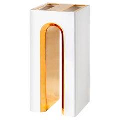 Marcello Gold Vase by LatoxLato