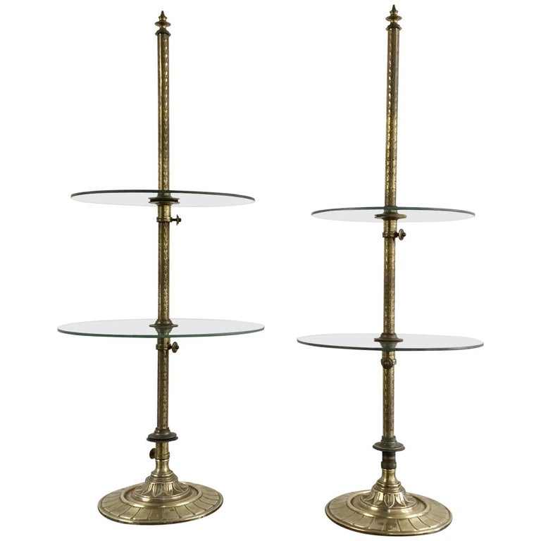Harris & Sheldon Edwardian Confectionary Shop Display Stands, 1910 For Sale