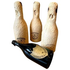 3 Unopened Bottles of Dom Perignon, 1952 and 1955