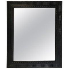 19th Century Ebonized Mirror