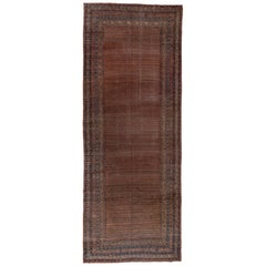 Antique Persian Saraband Gallery Carpet, circa 1900s