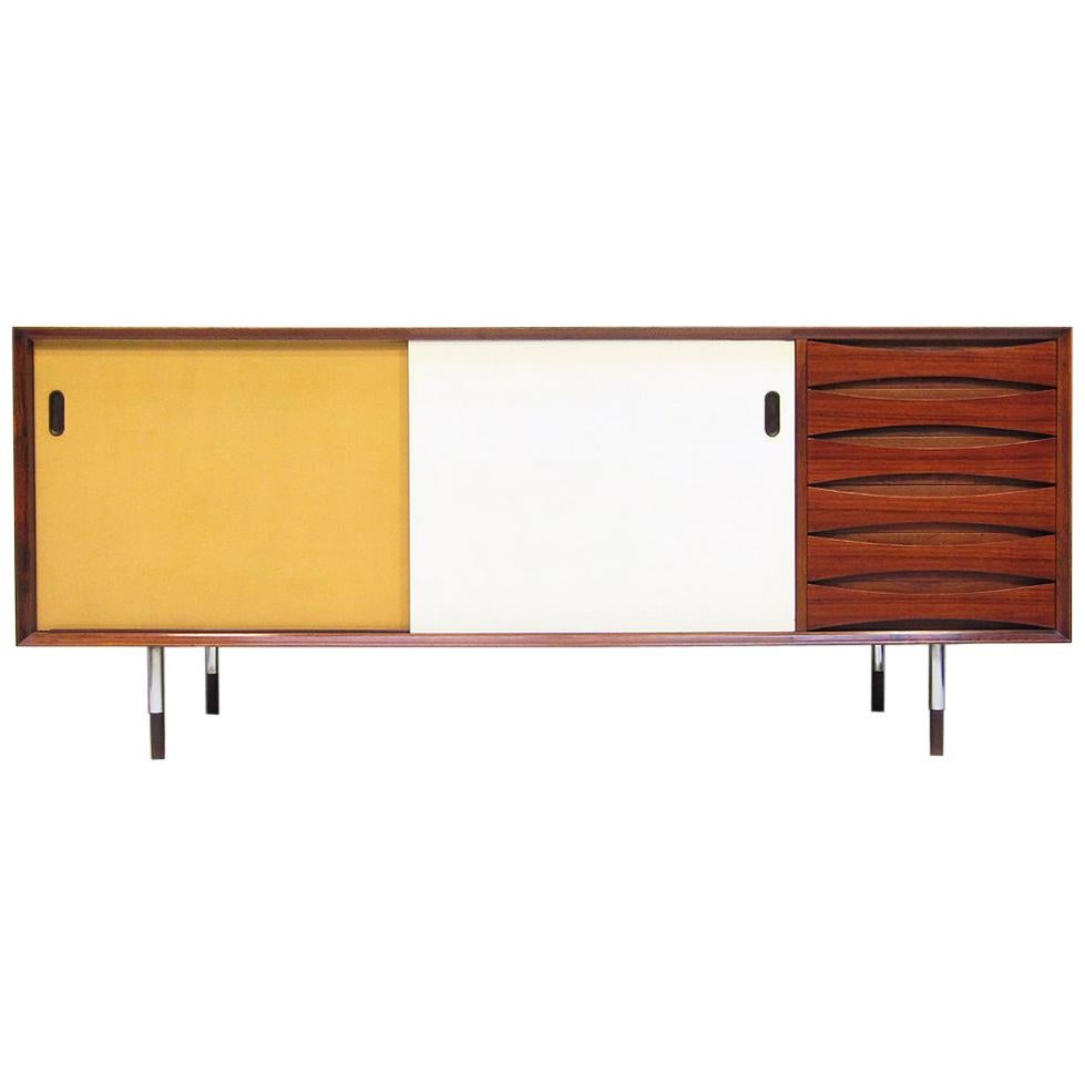 1960s Model 29 Sideboard in Rosewood by Arne Vodder for Sibast