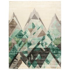 New And Custom Russian and Scandinavian Rugs