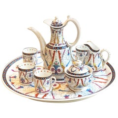 19th Century Arabian Style Tea Set