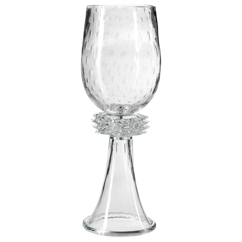 Vase Correr, Muranese Glass, Italy