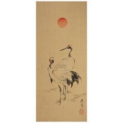 Japanese Painting by Shibata Zeshin