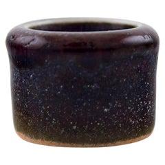 Stig Lindberg, Gustavsberg Studio Hand, Keramik Miniatur-Vase