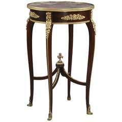 Louis XV Style Table Ambulante Attributed to François Linke, circa 1880