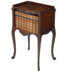 Fine George III Mahogany Table