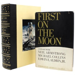 First on the Moon, Apollo 11, Signed by Armstrong, Aldrin & Collins, 1970