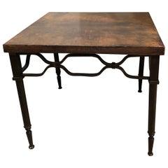 Aldo Tura Side Tables
