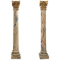 18. Jahrhundert venezianischen Säulen