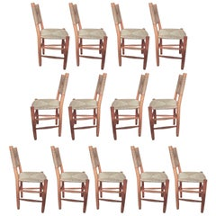 Charlotte Perriand Chairs No 19 Model Bauche