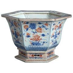 Chinese Imari Jardinière