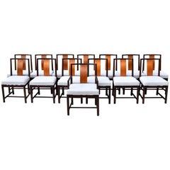 John Stuart Dining Chairs, Set of 14