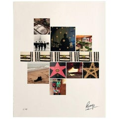 """""""Beatle Boot"""" Signed Limited Edition Unframed Print by Ringo Starr"""