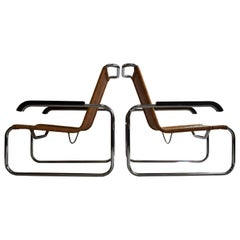 S35 Armchair by Marcel Breuer for Thonet