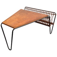 Coffee Table, Design by Raoul Guys France, circa 1950