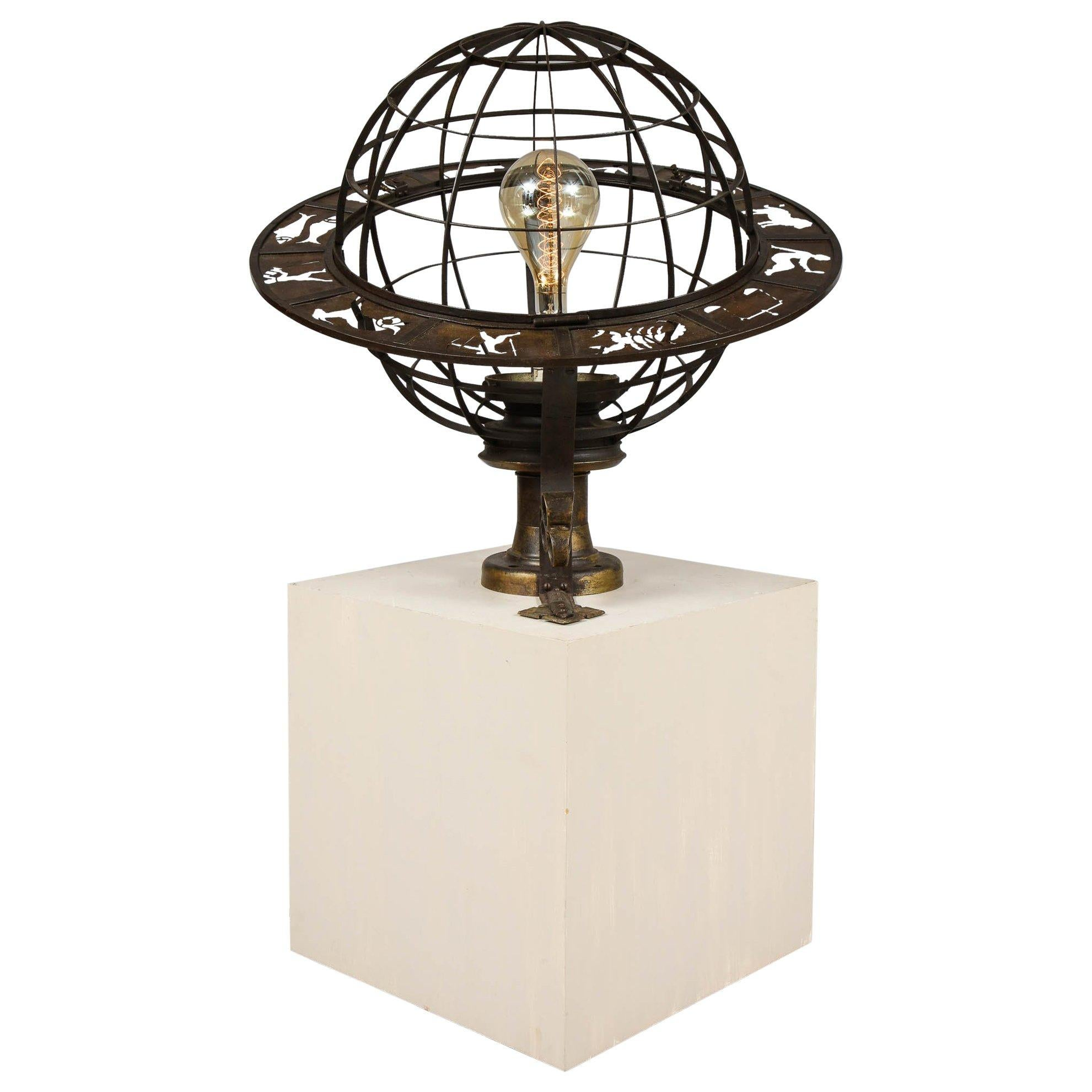 Celestial Light Fixture
