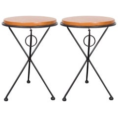 Pair of French Occasional Tables