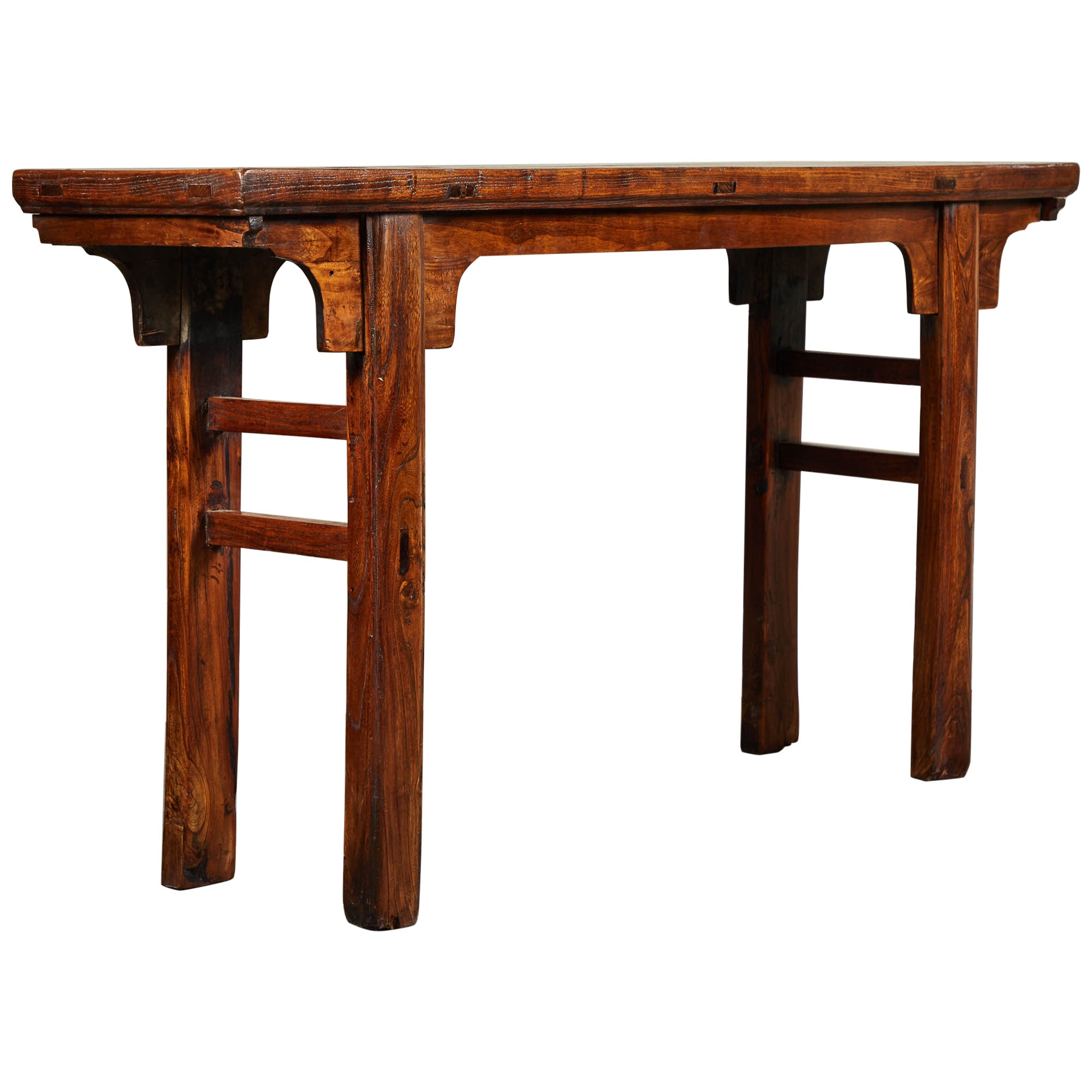 19th Century Chinese Ming Style Altar Table